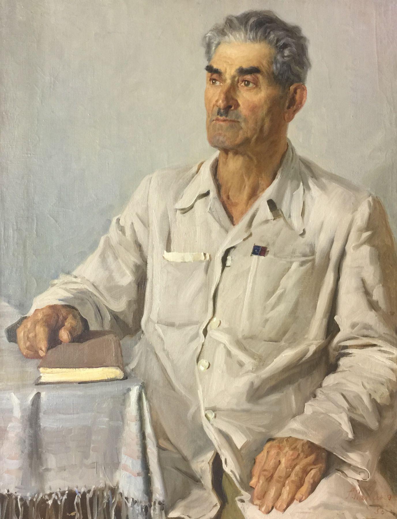Man portrait.