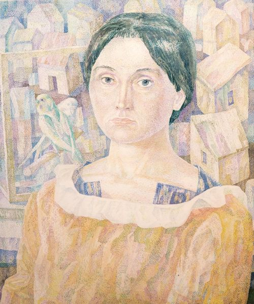 Женский портрет.