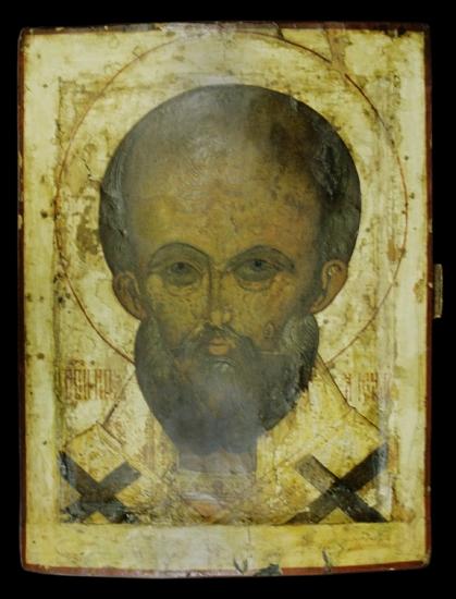 Икона «Святой Николай Чудотворец».